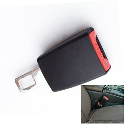 New Car Safety Seat Belt Buckle Extension Extender Clip Alarm Stopper Universal