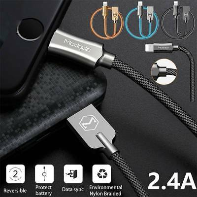 Mcdodo Lightning iPhone X 6 7 8 8 Plus USB Charger Cable Charging Data Sync Cord