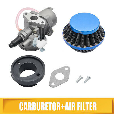 Carburatore/carburatore Filtro Aria 47Cc 49Cc Mini Moto Atv Quad Dirt Bike