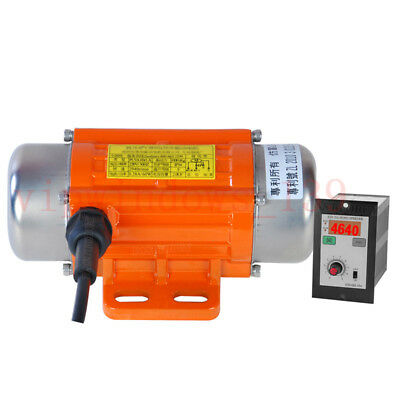 25W-70W Digital Vibrating Vibration Motor DC Brushless RS485 Speed Controller