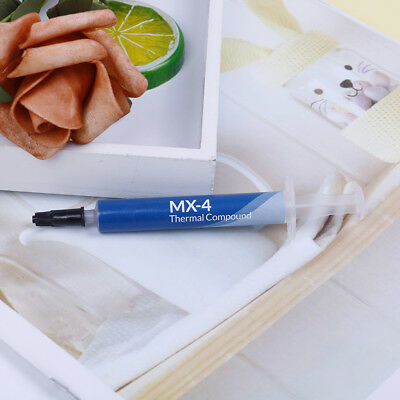 Genuine cooling MX 4 2g thermal compound paste cpu for all coolers NTWG