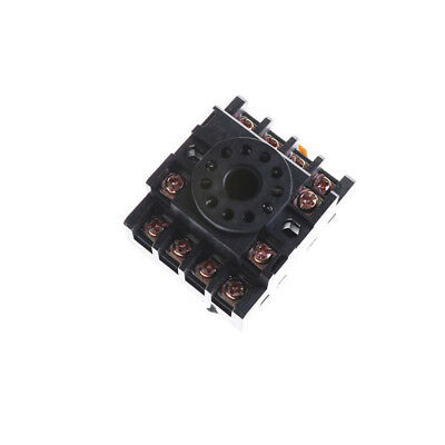 1Pcs Relay Socket PF113A 11-Pin Octal Base for JQX-10F 3Z nice