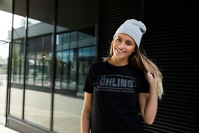 Ohlins Black T-Shirt