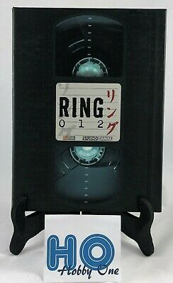 DVD - Ring - 0 1 2 - Le cercle - Coffret - Comme neuf