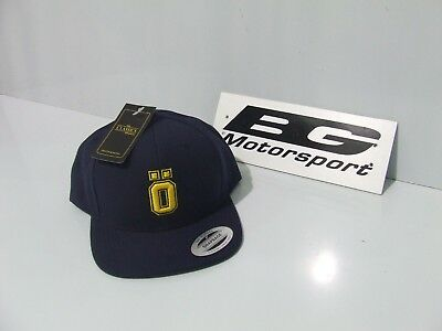 Ohlins Classic Baseball Cap Navy with Yellow Ö