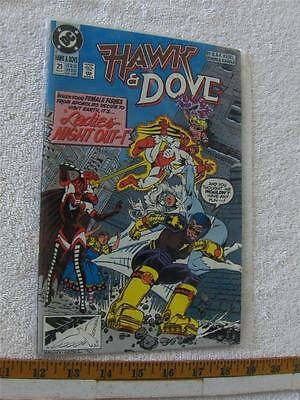 DC Comics Hawk & Dove Ladies Night Out  #21 Feb 91