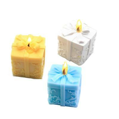 Christmas gift Candle Mould Aroma Gypsum Mold for DIY Soap Making Weihnachten