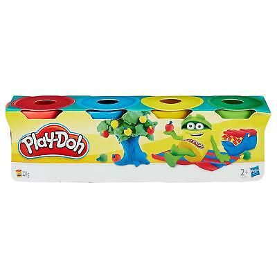 Set of 4 Hasbro Play–Doh Kids Play Dough Moulds Starter Activity Craft Toys