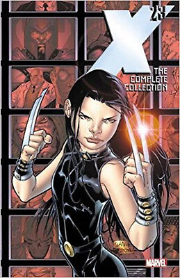 X-23: The Complete Collection Vol. 1, Kyle, Craig, Yost, Chris, Faerber, Jay, Ex