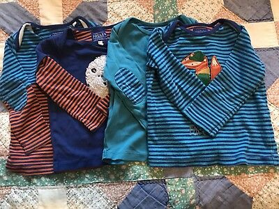boy 18-24 months bundle - Joules tops and hoodie