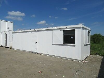Portable Cabin, Site Office, Portable Building, Steel Cabin, 32 x 10 (1818)