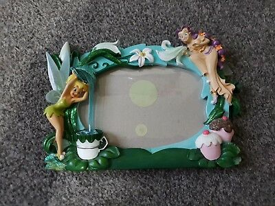 Disney Fairies Tinkerbell Resin Picture Frame