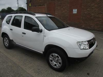 2013 Dacia Duster 1.5 dCi 110 Ambiance 5dr 4X4 5 door Four Wheel Drive