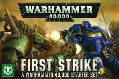 Games Workshop 60010199018 Warhammer 40.000:First Strike Starter-Set Spiel