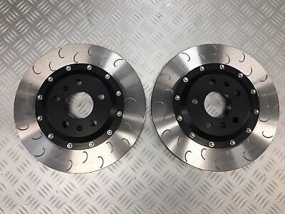Audi RS4 B7 324mm REAR two piece brake disc kit