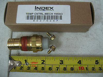Fan Clutch Temperature Control Switch 195° Normally Opened Index # 8037026P