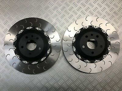Audi RS3 8V FRONT two piece floating brake disc kit