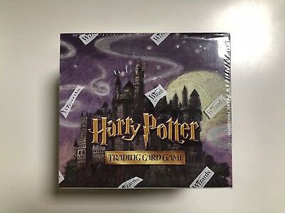 Harry Potter Trading Card Game TCG – 36 Booster Box Display – English Base Set
