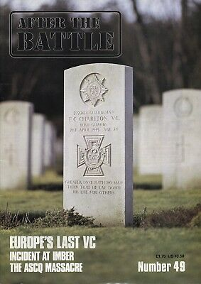 After the Battle Magazine Issue 49 Europe's last VC