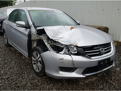 2015 Honda Accord LX Sedan 4-Door 2015 Honda Accord LX SEDAN 4cyl CVT SALVAGE DAMAGED REPAIRABLE FIXABLE