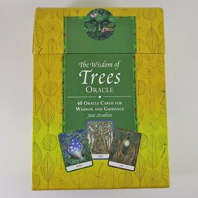 The Wisdom of Trees Oracle: 40 Oracle Cards & Book pack - Jane Struthers