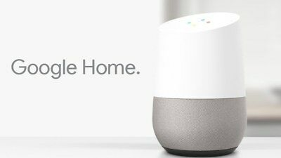 Google Home Smart Speaker Hands-Free Personal Assistant | NEW SEALED BOX