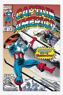 Marvel Comics: Captain America #409 & 410 - Both Issues!