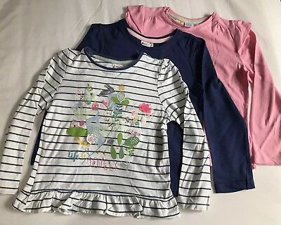 Boots/Mini Club Girls Long Sleeve Tops Bundle Size 3-4 Years