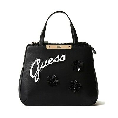 GUESS DONNA BORSA MUFF BAG AW7994 WOL02 BLACK