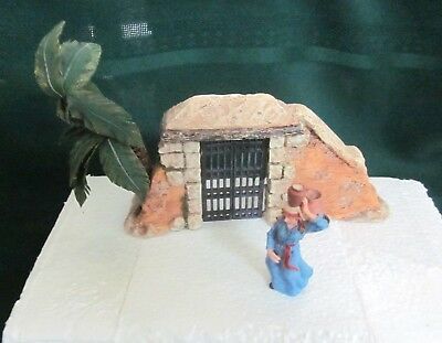DEPARTMENT 56 Little Town of Bethlehem - TOWN GATE 59794 - SET OF 2