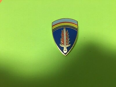Us Army 7Th Corps Europe Hat Pin