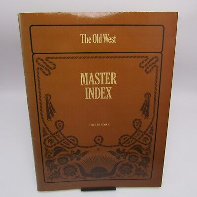 Time Life: The Old West Master Index