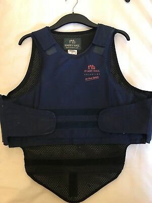 harry hall body protector Size L