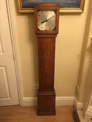 Gent of Leicester Granddaughter clock
