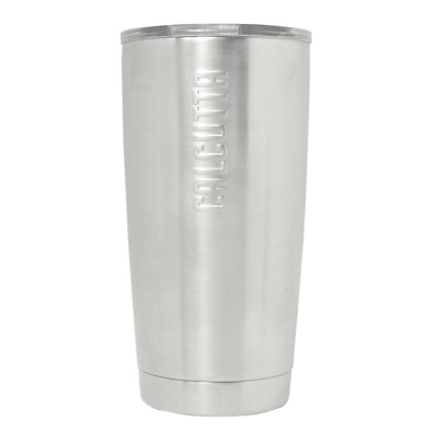 Calcutta CSST-20 Stainless Steel Double Wall Traveler Drinkware 20oz