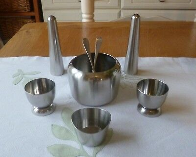 Joblot Collection of Old Hall Breakfast Items-Vintage 1960's/70's