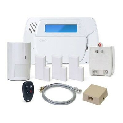 Dsc Kit457-96Adt Impassa Self Contained Wireless Adt Security Kit