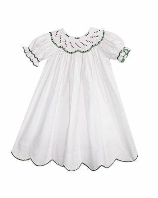 Smocked Christmas Dress.Nwt Smocked Christmas Dress Multiple Sizes Available