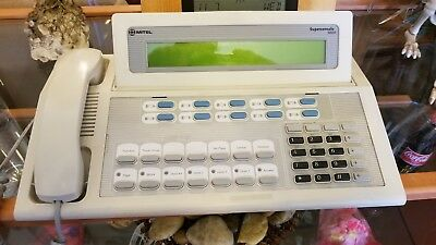 Mitel Superconsole 1000 9189-000-300 Gently Used. Backlit