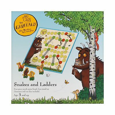 The Gruffalo The Gruffalo Snakes And Ladders Game