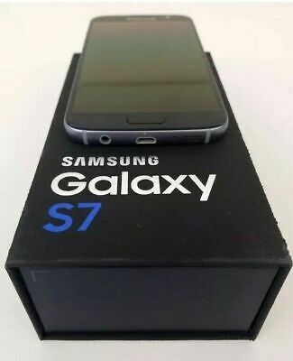 Samsung Galaxy S7 SM-G930A 32GB - (AT&T GSM UNLOCKED GLOBALLY)  METRO & CRICKET