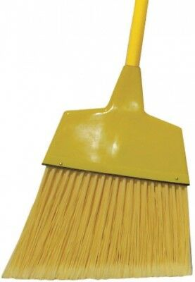 42' Poly Bristle Angler Broom, Yellow 12/Pack - UNS932M