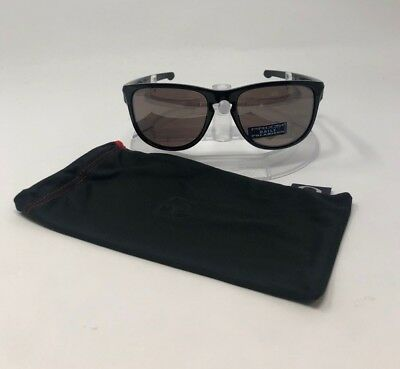 39f3d10517e OAKLEY SLIVER R OO9342-07 Polished Black Prizm Daily Polarized 57-17 ...