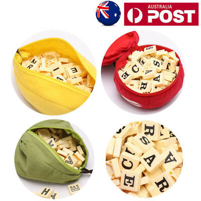 BANANAGRAMS Wild Tiles Vocabulary Building Spelling Educational Puzzle Game Toy