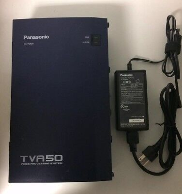 Panasonic KX-TVA50 Voice Processing System with original power cord