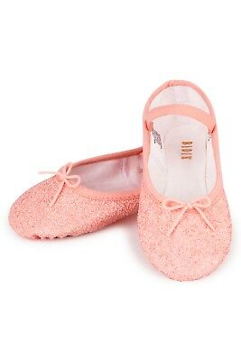 Bloch Ballet Slippers Glitter