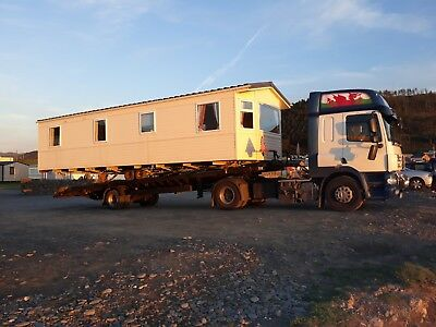 Static Caravan Transport Nation Wide Delivery And Collection Mid Wales Based