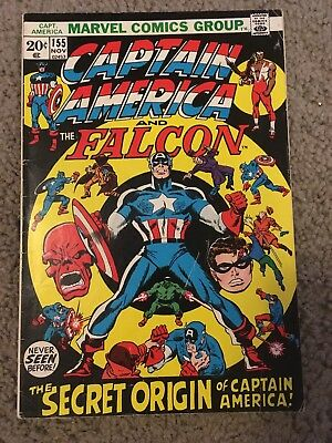 Captain America 155 Marvel More Listings Combine Shipping!!