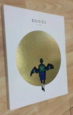 a1225a732 GUCCI GIFT CATALOG 2017 2018 Hard Cover