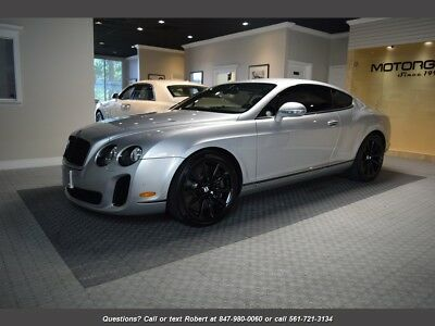 2010 Continental GT Supersports